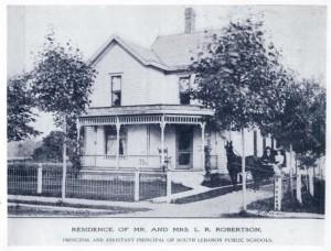 Robertson House