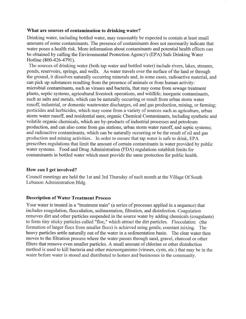 2015 South Lebanon CCR Report0002
