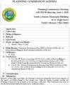 Agenda 06-03-2020
