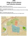 Icon of 2020 Leaf Collection Schedule