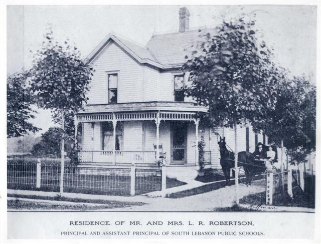 Icon of Robertson House